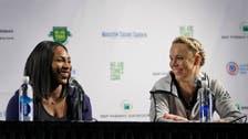 Serena Williams, Wozniacki to play doubles in New Zealand