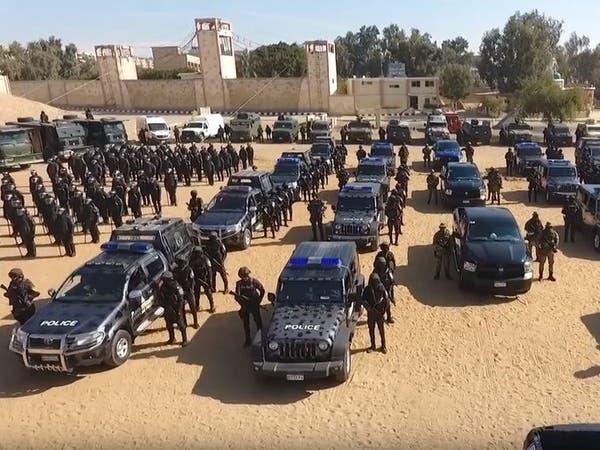 """مقتل إرهابيين من خلية """"الأميرية"""" في مداهمات أمنية بمصر"""