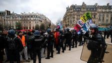 French transport strike brings Christmas Eve woe