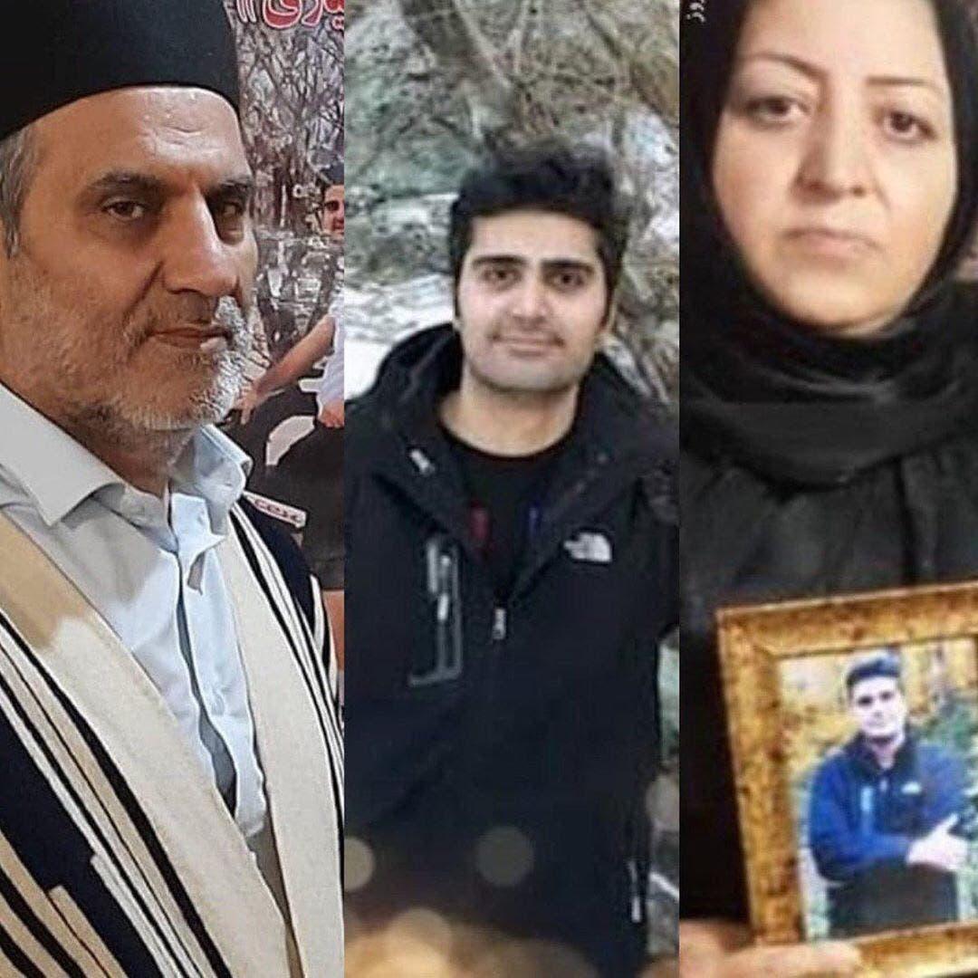 """والدة معتقل إيراني تدعو للتظاهر.. """"إبني لا يزال مختفيا"""""""