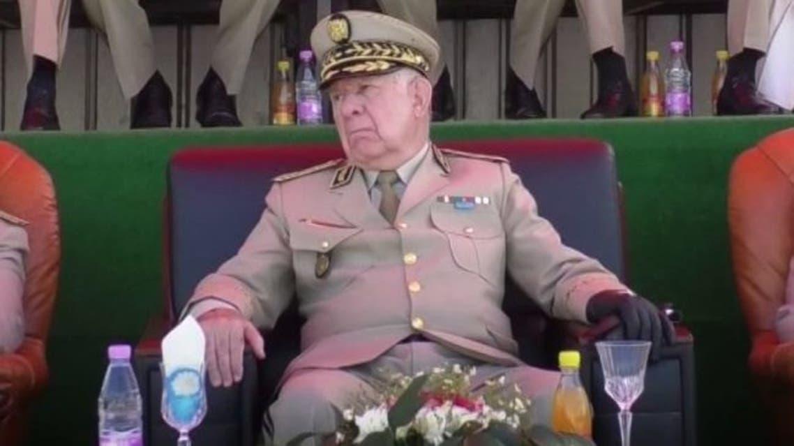 قائد الجيش الجزائري الجديد
