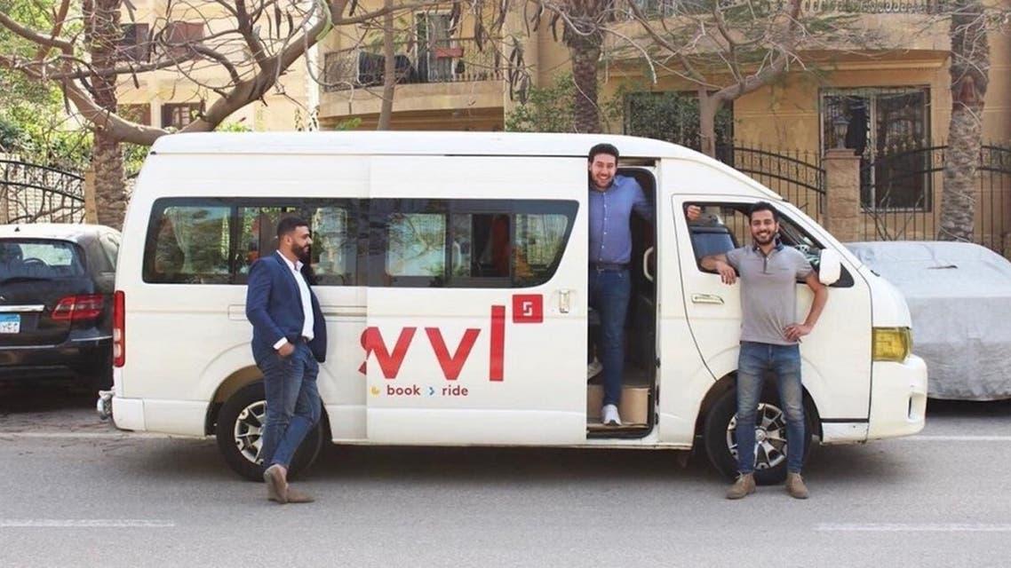 النقل الجماعي الذكي المصرية سويفل