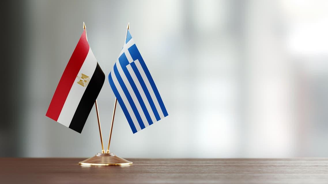 مصر اليونان