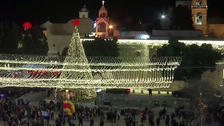 Thousands of Christians celebrate Christmas in the Arab world