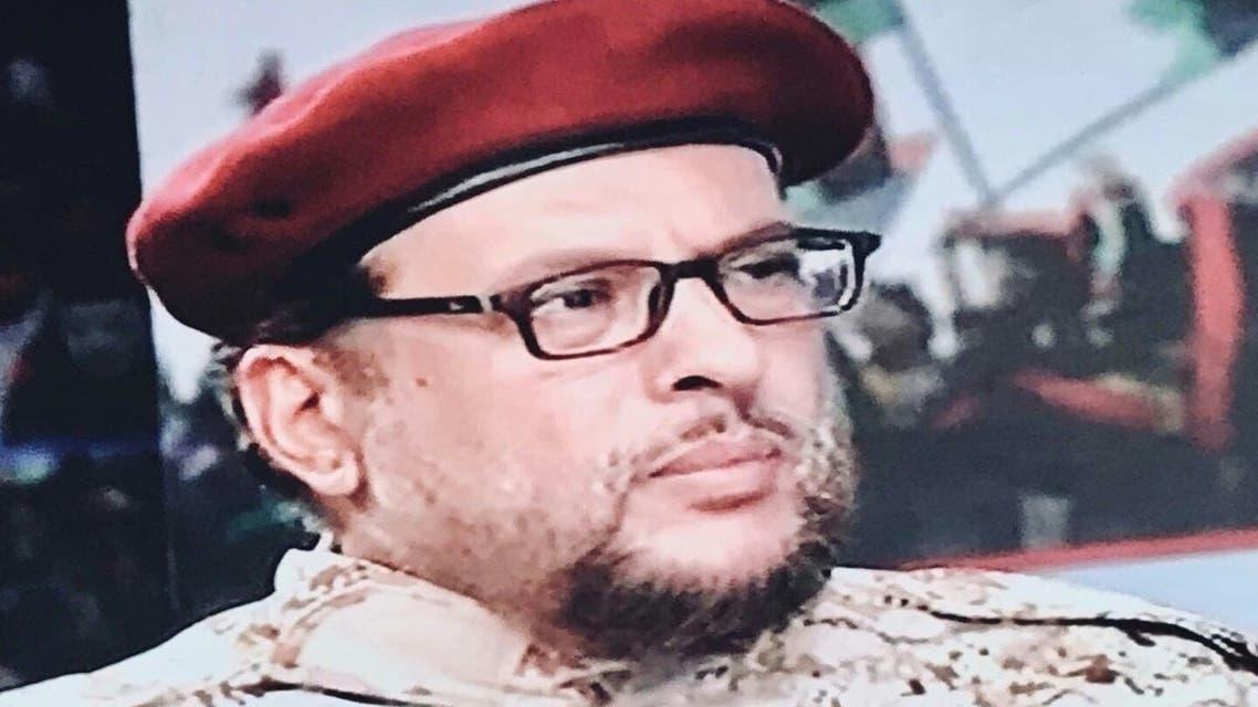 ناصر عمار آمر قوة الإسناد بعملية بركان الغضب التابعة لحكومة الوفاق الليبية