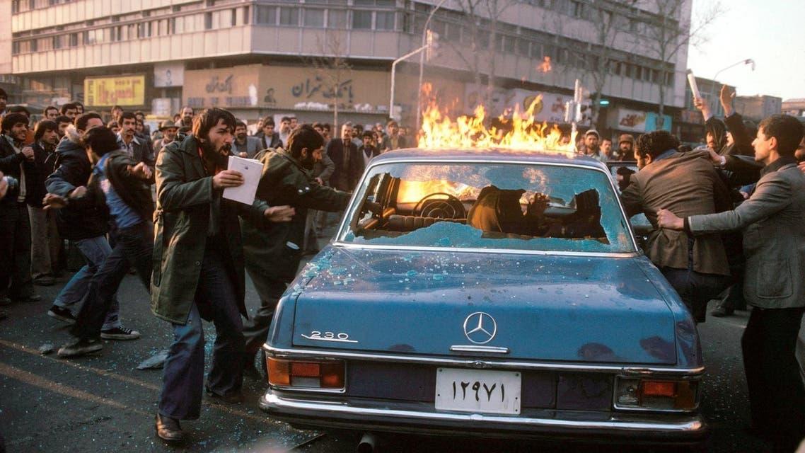من احتجاجات إيران منذ 40 عاما (نقلاً عن نيويورك تايمز)