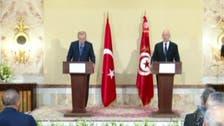 Turkey's Erdogan says discussed Libya ceasefire with Tunisian president