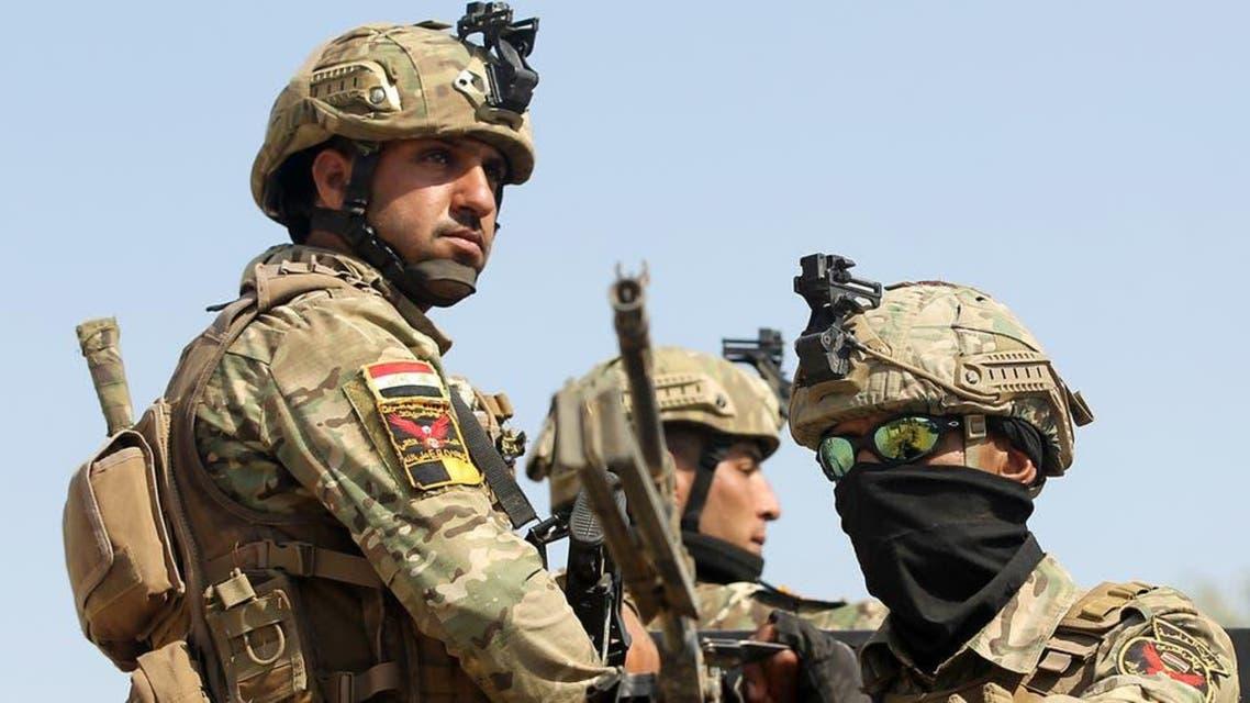 Iraq froce