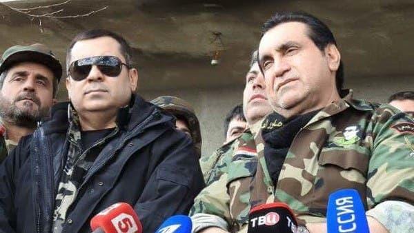 بعد رامي مخلوف.. إجراء بحقّ زعيم ميليشيات سوري