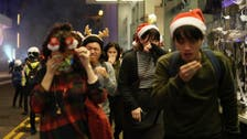 Hong Kong announces 336 arrests during Christmas protests