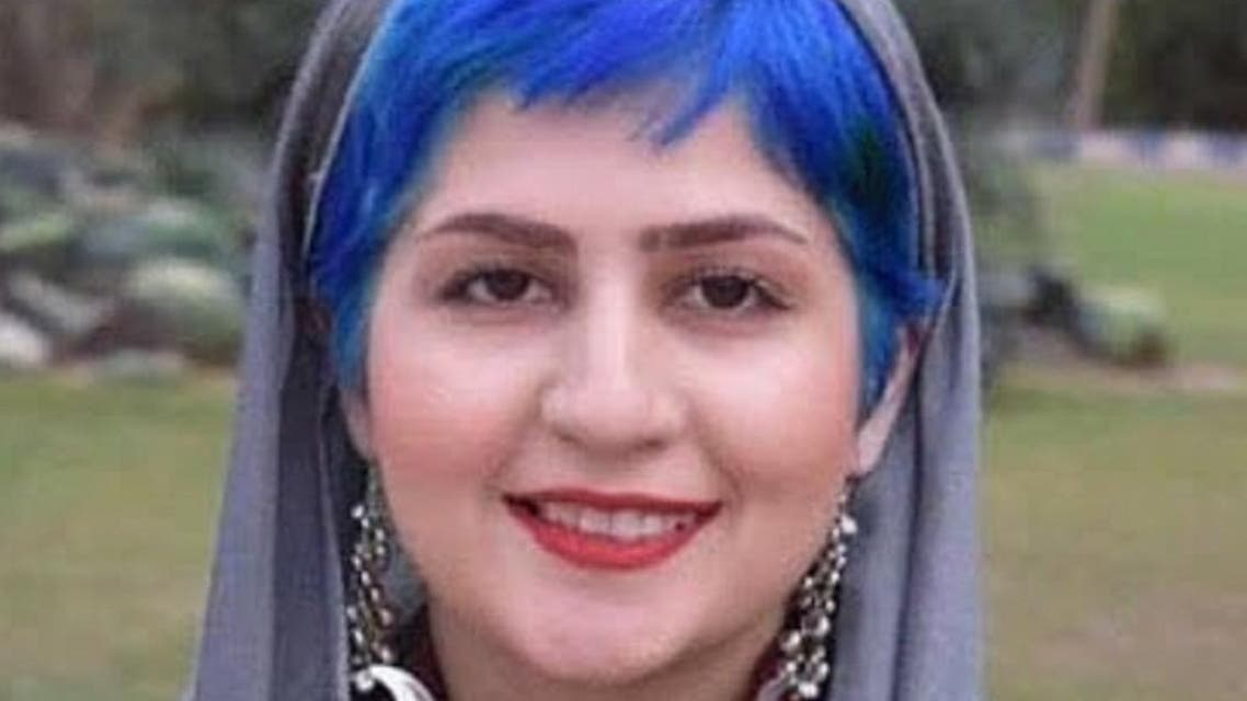 Activists fear that Sepide Qoliyan may have been arrested again. (Photo: Twitter)