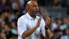 إسبانيول يعين ثالث مدربيه للموسم الحالي