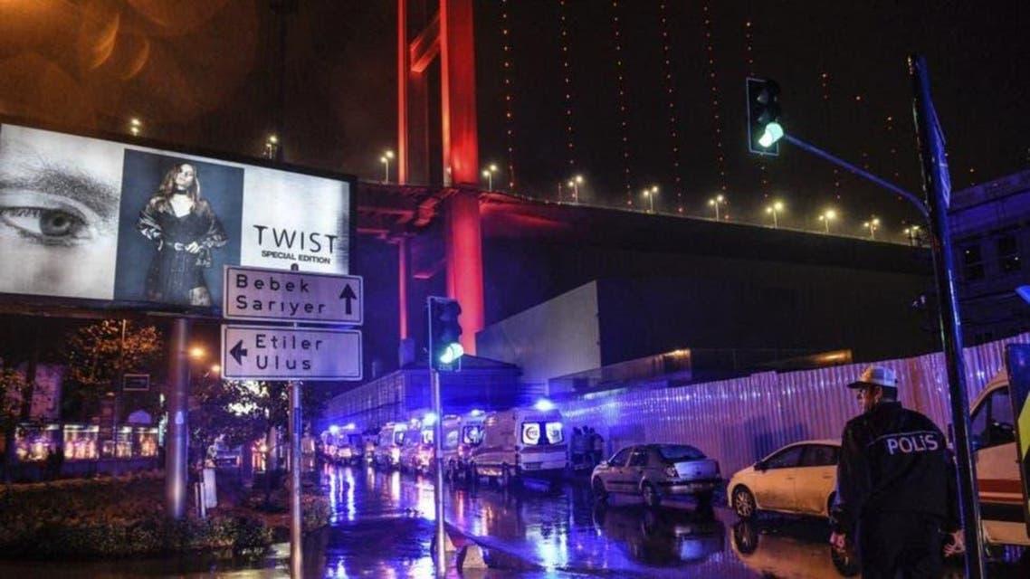 Turkey: suspects arrested in Intanbol