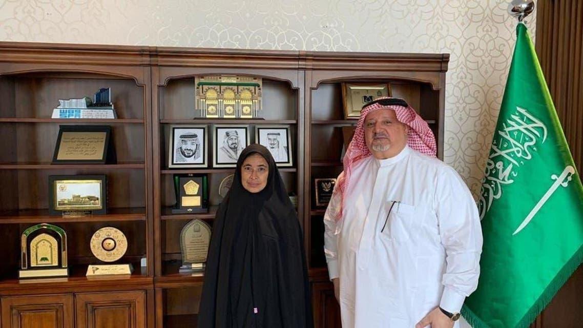 saudi arabia ambassador in indonesia