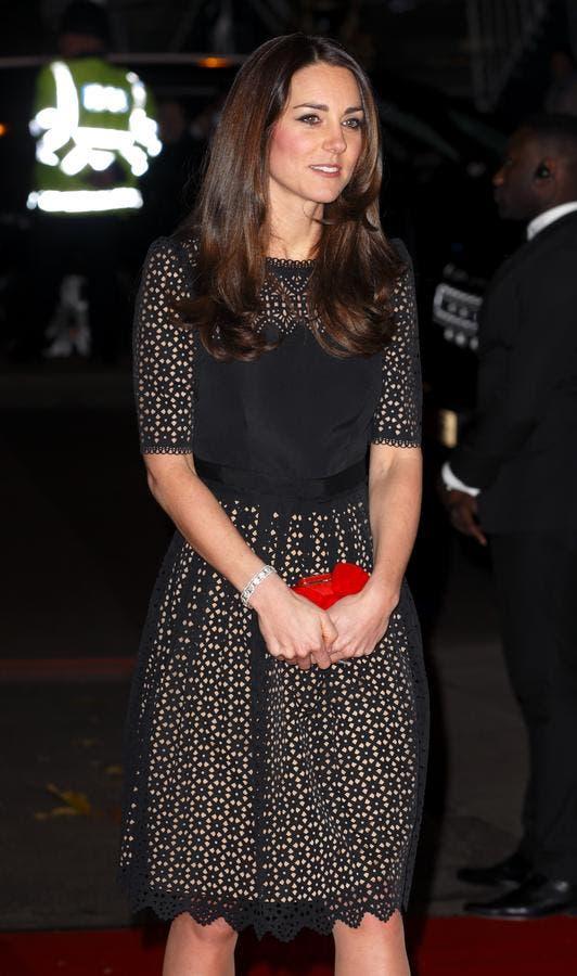 كايت بثوب من تمبرلي لندن إرتدته في العام 2013