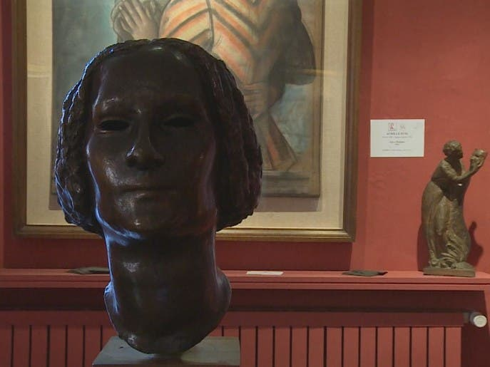 محطّات   امرأة القرن العشرين تخلد صورتها داخل لوحات الرسامين الإيطاليين