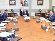 السيسي يدعو لإنهاء التدخلات غير المشروعة في ليبيا
