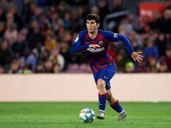برشلونة يعير لاعبه الشاب ألينيا إلى بيتيس