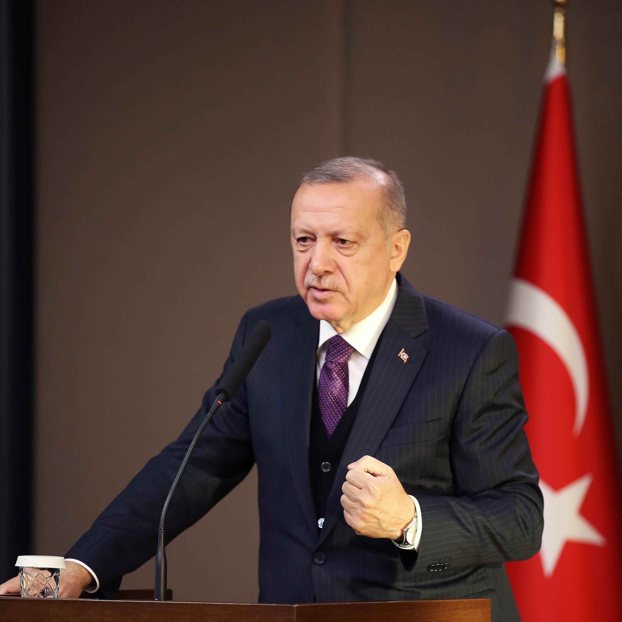 أردوغان: حققنا مكاسب مهمة من اتفاقية الوفاق