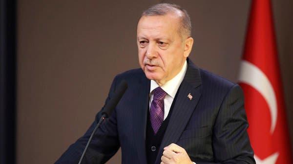 أردوغان يهدد باستخدام القوة بسوريا ويصر على بقاء قواته بليبيا