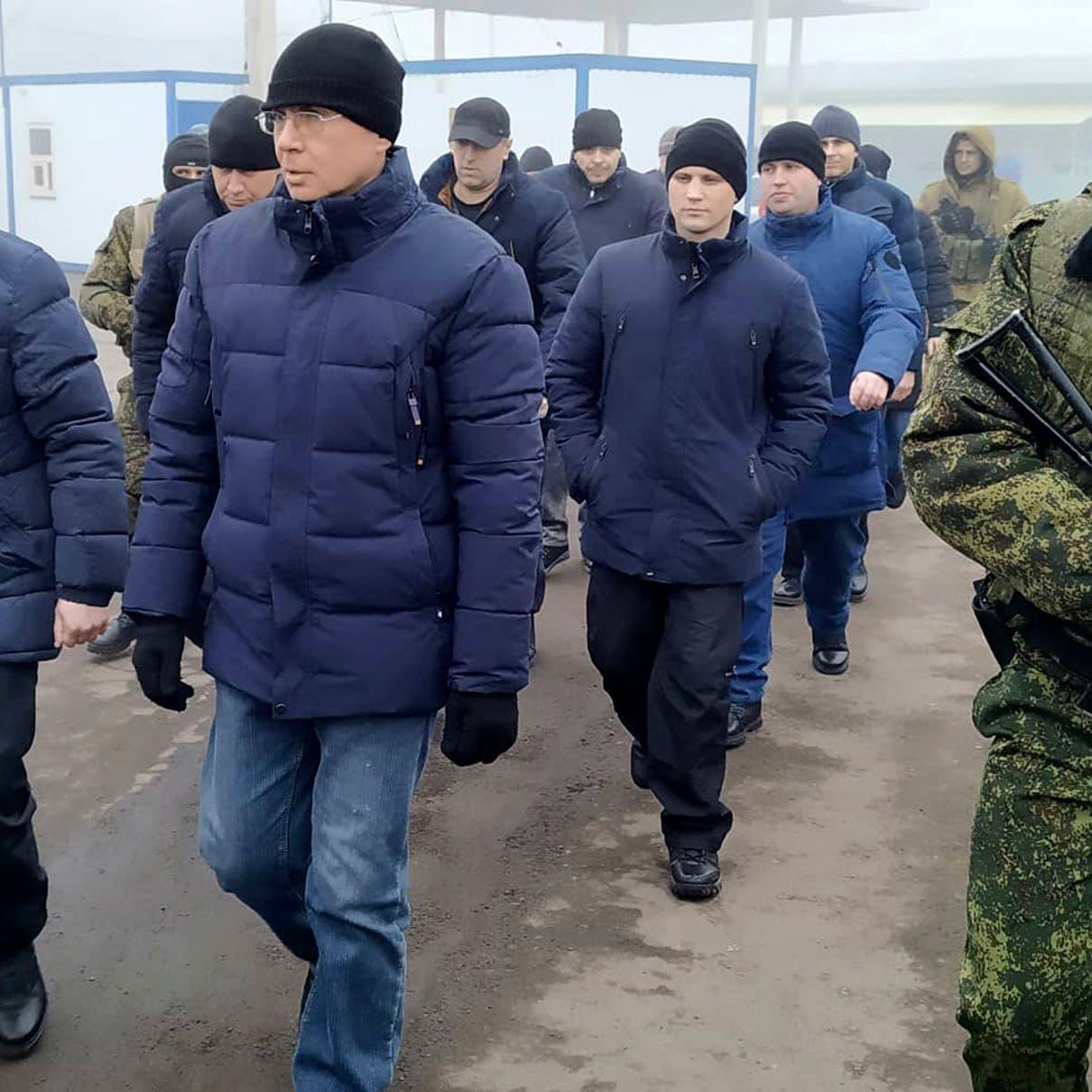 انتهاء تبادل 200 أسير بين طرفي النزاع في أوكرانيا