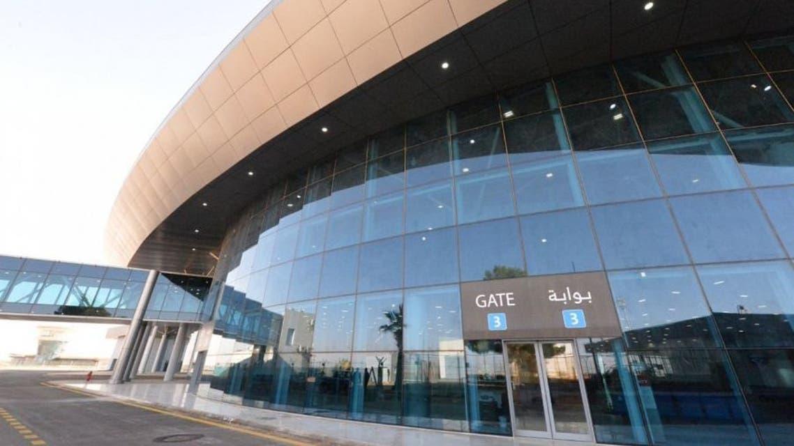 مطار عرعر الجديد