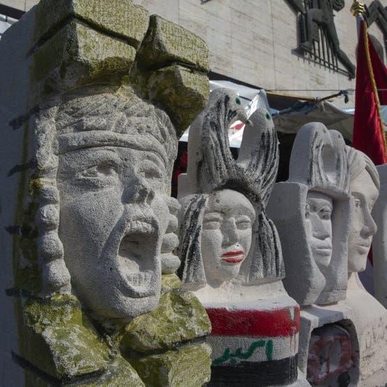 كيف خلد العراقيون ضحايا الاحتجاجات؟