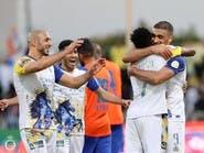 """حمدالله: سعيد بـ""""هداف العالم"""".. وشكراً للاعبي النصر"""