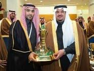 نائب أمير الرياض يرعى حفل سباق الخيل السنوي على كأس ولي العهد