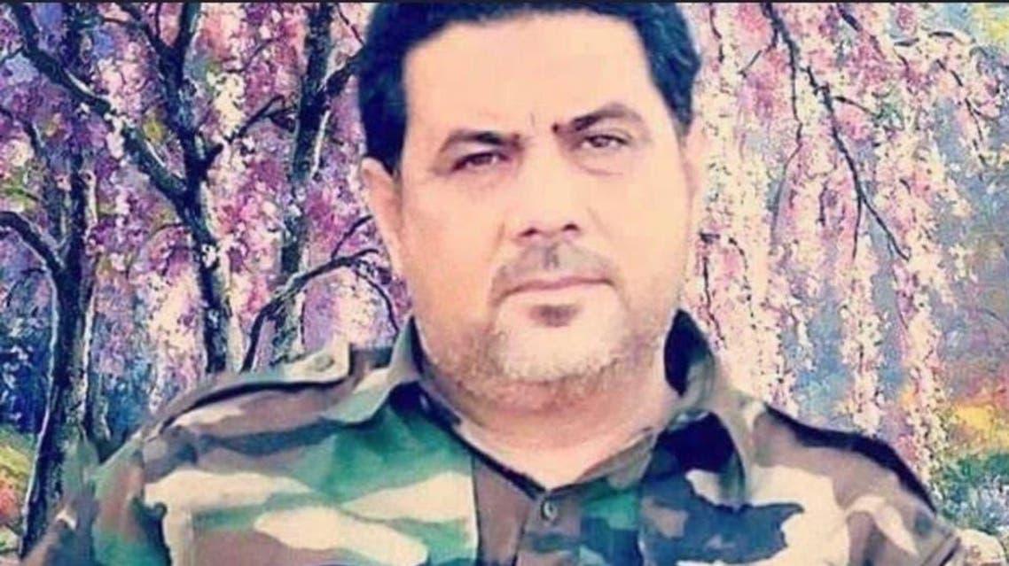 File photo of Iran-allied militia leader Abu Ali Madaniya, (Supplied)