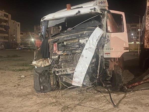 النيابة المصرية تكشف تفاصيل مقتل 23 مصرياً بحادث سير