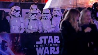 حرب النجوم الجديد يتصدر إيرادات السينما بأميركا الشمالية