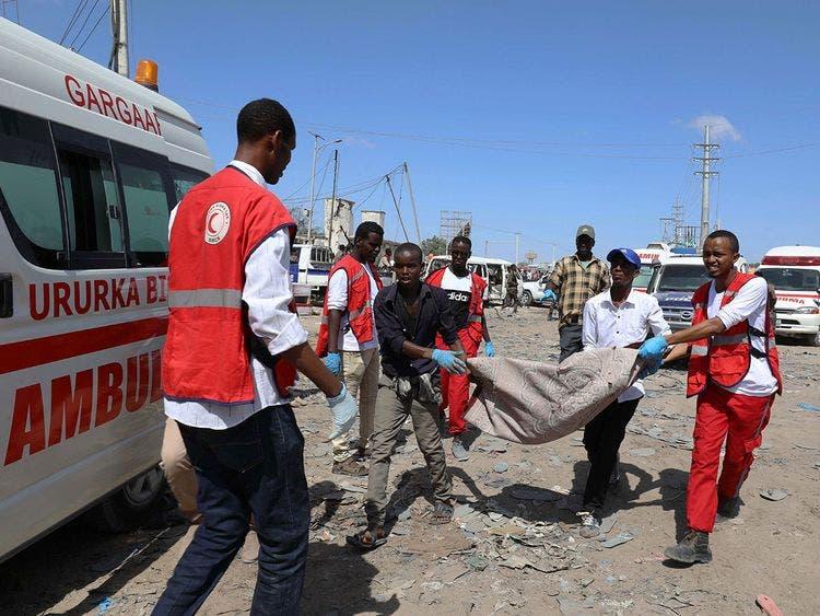 حمله انفجاری مگادیشو