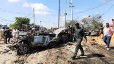 Somalia says unnamed country behind blast that killed 90 people
