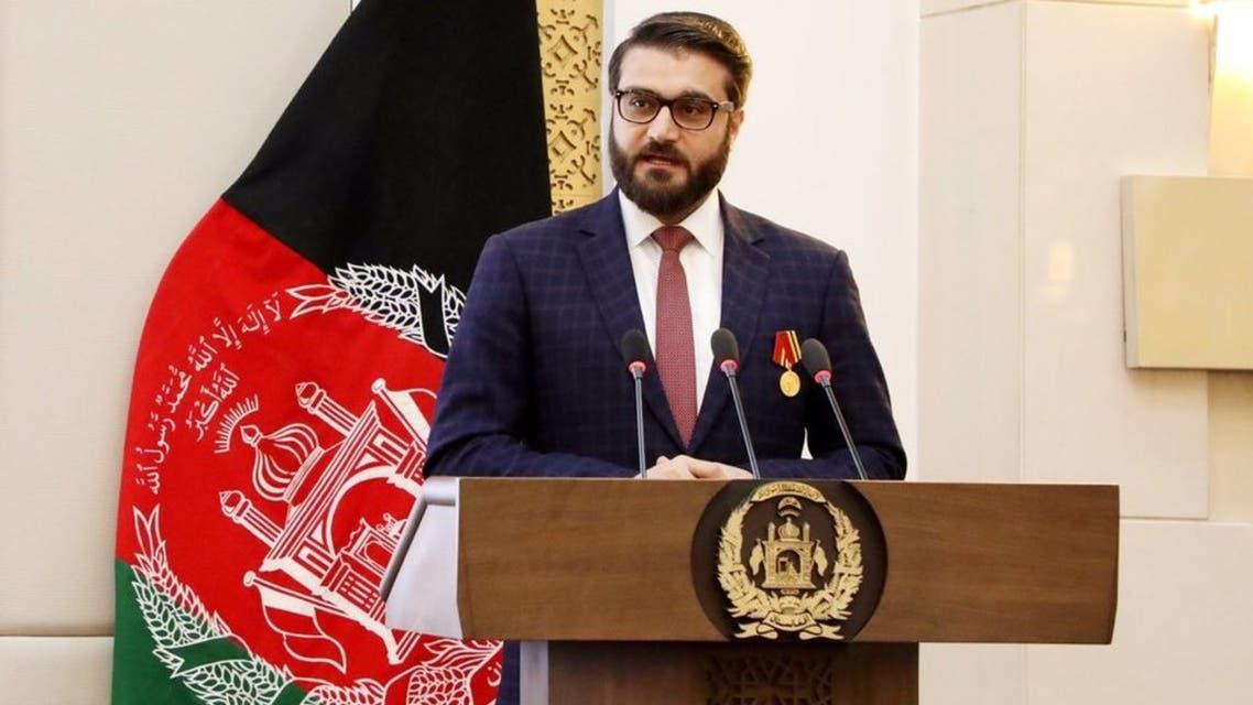 حمد الله محب سخنگوی دولت افغانستان