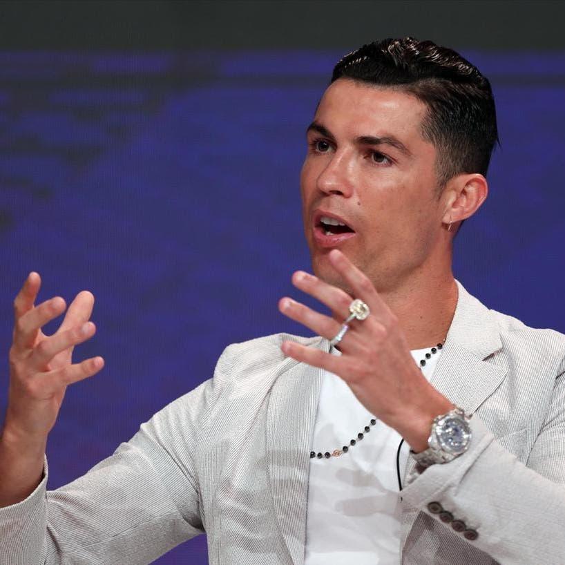 رونالدو يفتتح  فندقه الجديد في مدينة مراكش المغربية