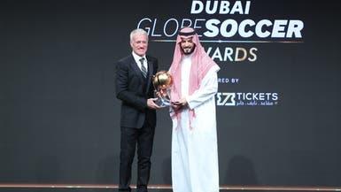 """الهلال يفوز بجائزة أفضل ناد عربي في """"غلوب سوكر"""""""