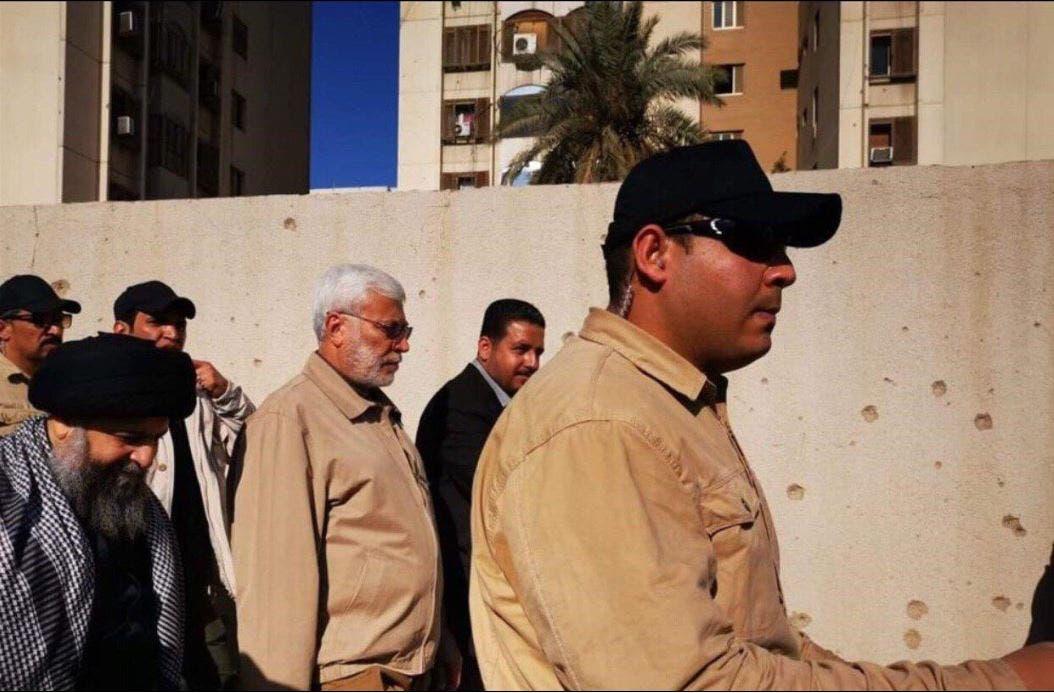 أبو مهدي المهندس وحميد الجزائري ينضمون