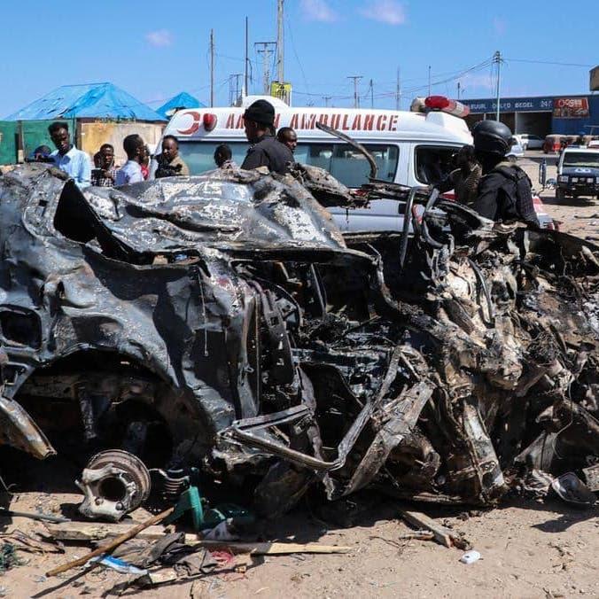 حركة الشباب الصومالية تعلن مسؤوليتها عن تفجير مقديشو