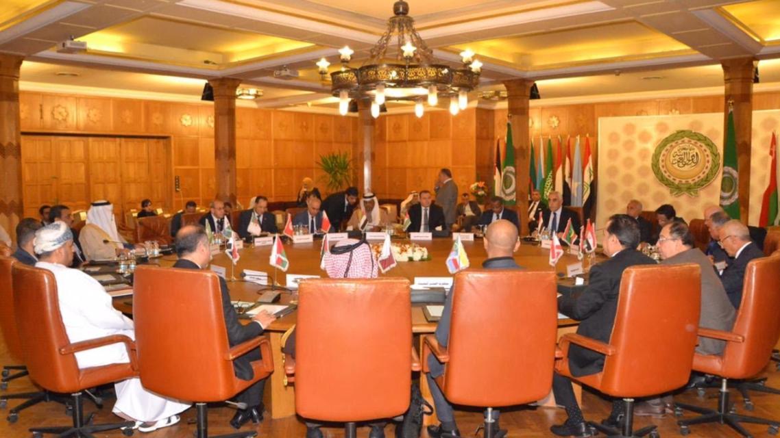 الجامعة العربية ليبيا