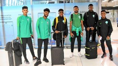 بعثة الأخضر الأولمبي تصل تايلاند للمشاركة في كأس آسيا