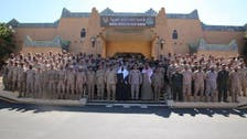 کویتی وزیر دفاع کی اتحادی فوج میں شامل فوجی دستوں سے ملاقات