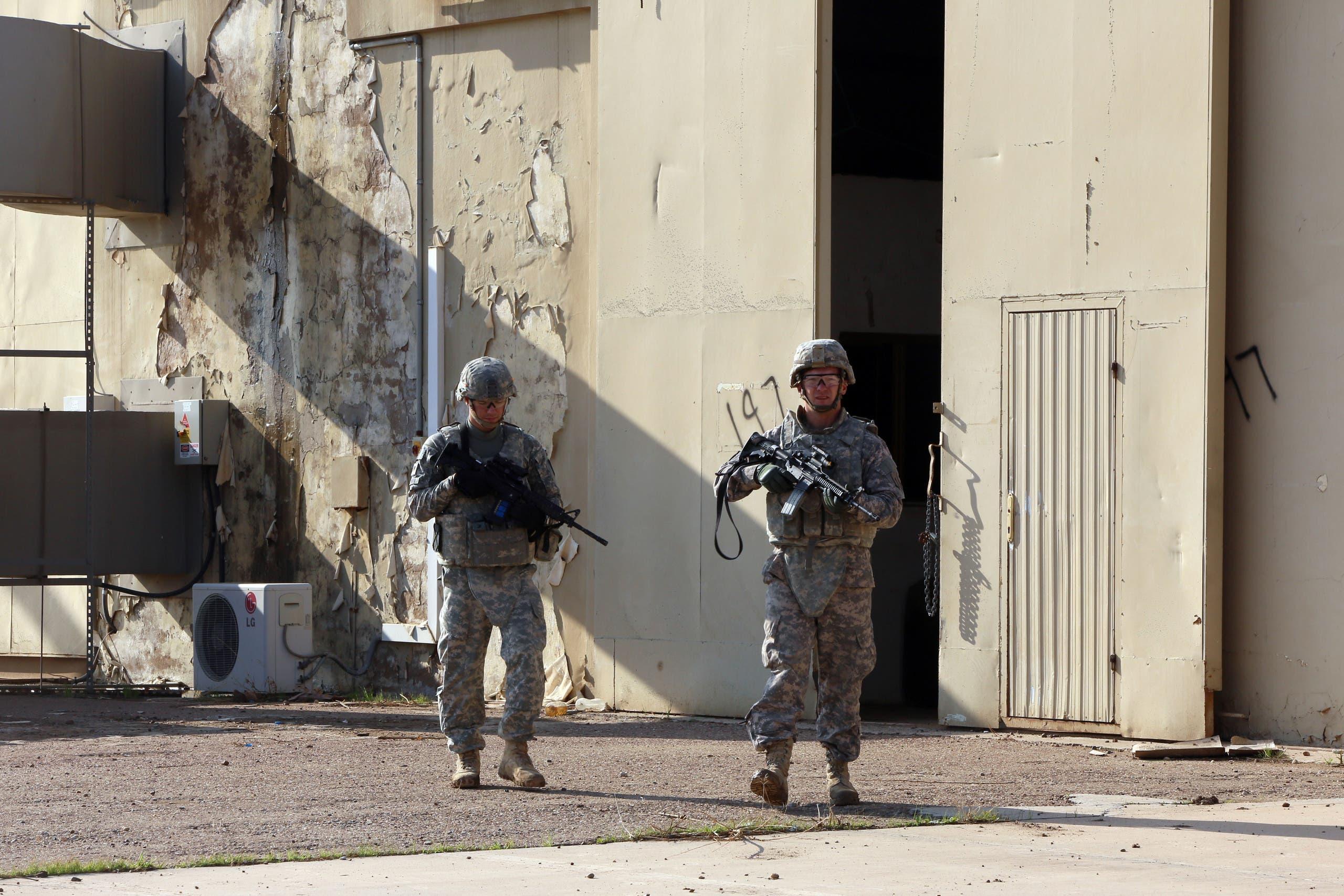 جنود أميركيون في العراق (أرشيفية- فرانس برس)