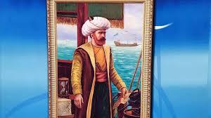 أمير البحار خير الدين بربوس