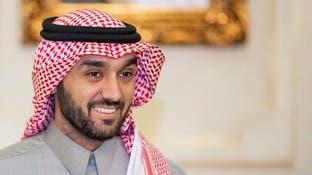 عبدالعزيز الفيصل يهنئ المنتخب السعودي الأولمبي