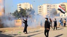 Iraqi militiamen hurl stones at US Embassy, prepare for extended stay