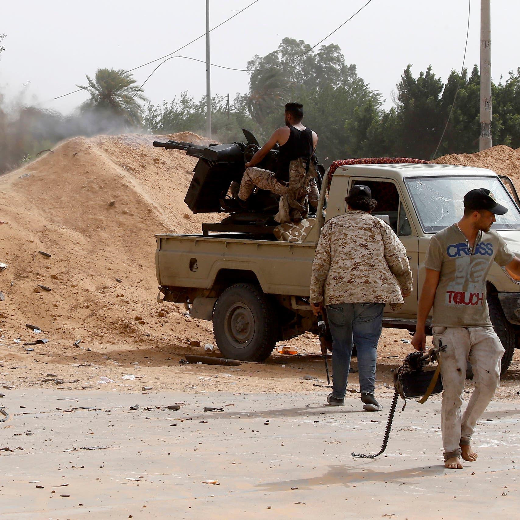"""أميركا مستعدة للحد من دخول """"أجانب"""" إلى ليبيا"""