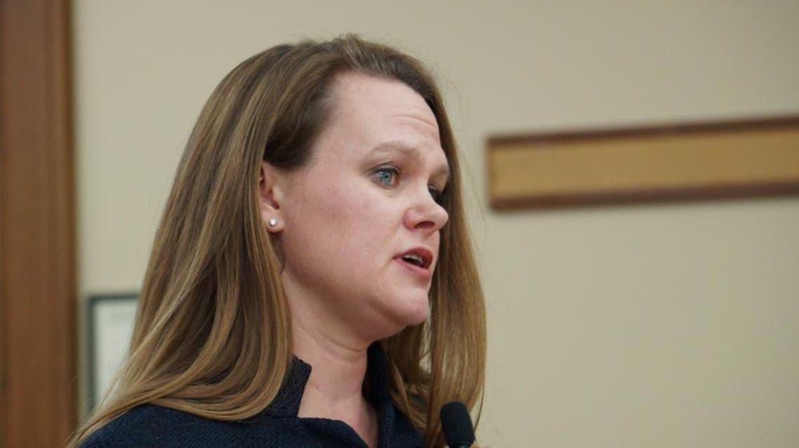 Montana Rep. Kimberly Dudik. (AP)