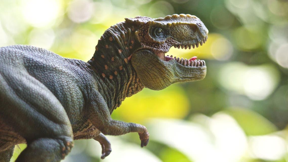 التيرانوصور ريكس (تي ريكس)