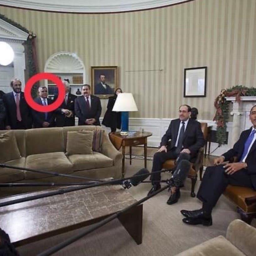 """""""مقتحمو السفارة"""" في البيت الأبيض..العامري بضيافة أوباما"""